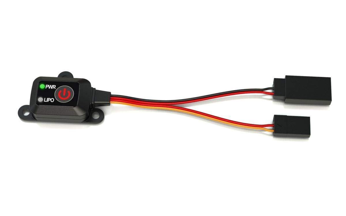 Elektronický vypínač Power Switch
