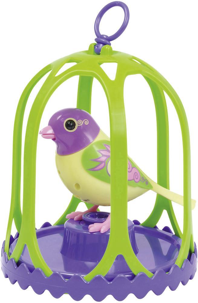 Ptáček v kleci Silverlit DigiBirds 1205550
