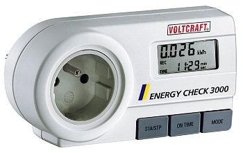 Měřič spotřeby Voltcraft Energy Check 3000 CZ 122181