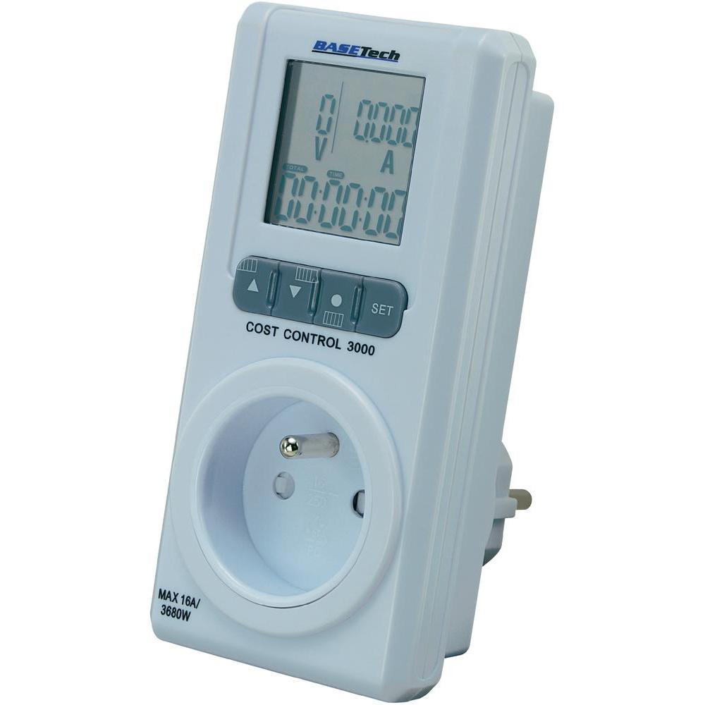 Měřič spotřeby BaseTech Cost Control 3000 CZ 125416