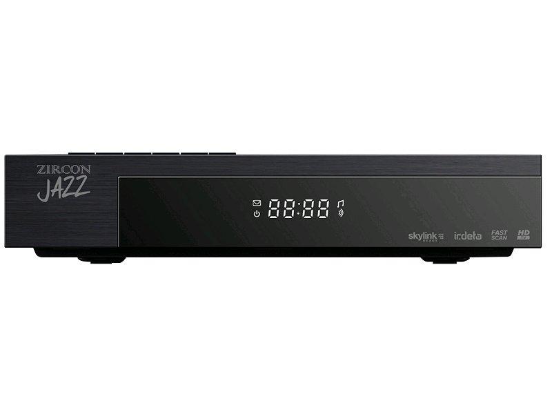 Zircon Jazz - satelitní Full HD přijímač Skylink ready