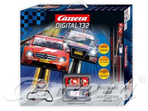 Carrera Touring Car Masters Digital 132