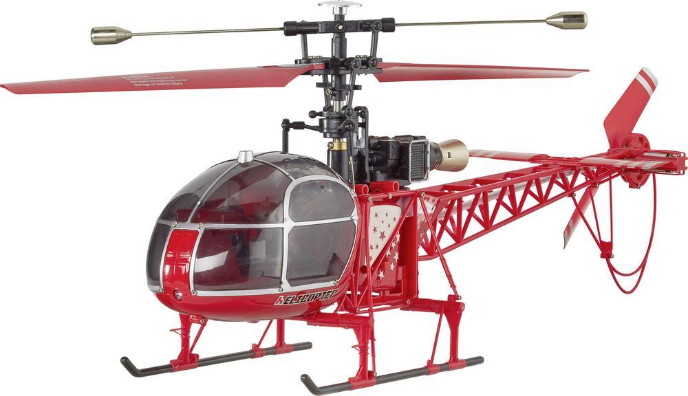 RC vrtulník Reely L400