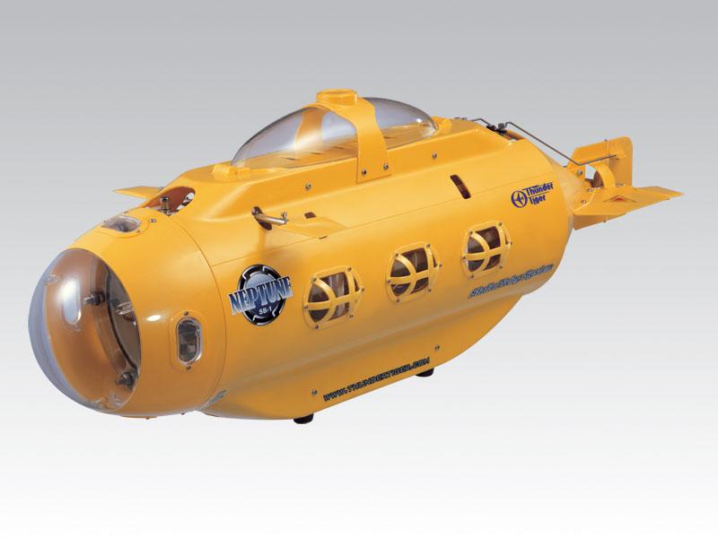 NEPTUNE EP ponorka RC komplet