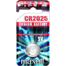 Maxell CR 2025 Lith. mincová baterie 3V