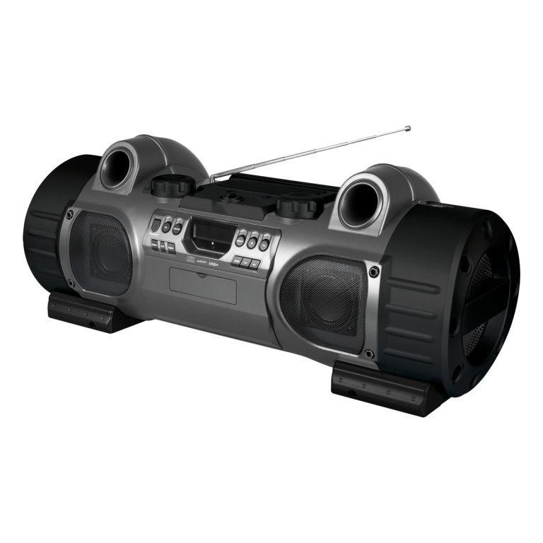 Sencor SPT 330 Přenosné rádio s CD ,MP3, USB, SD