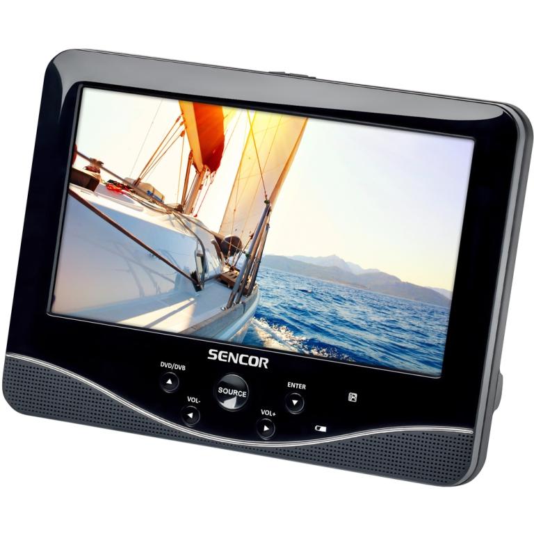 Sencor SPV 7770TD 18cm DVD+DVB-T TV