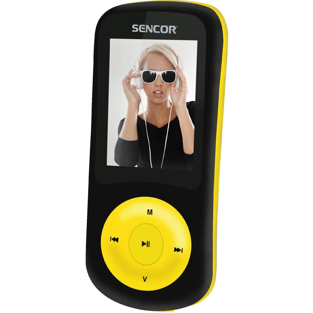 Sencor SFP 5870 BYL 8 GB MP3/MP4