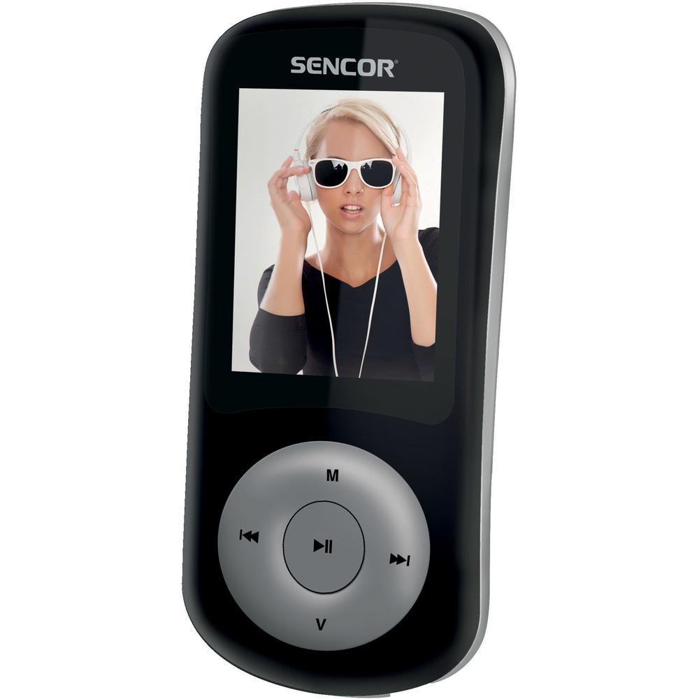Sencor SFP 5870 BS 8 GB MP3/MP4