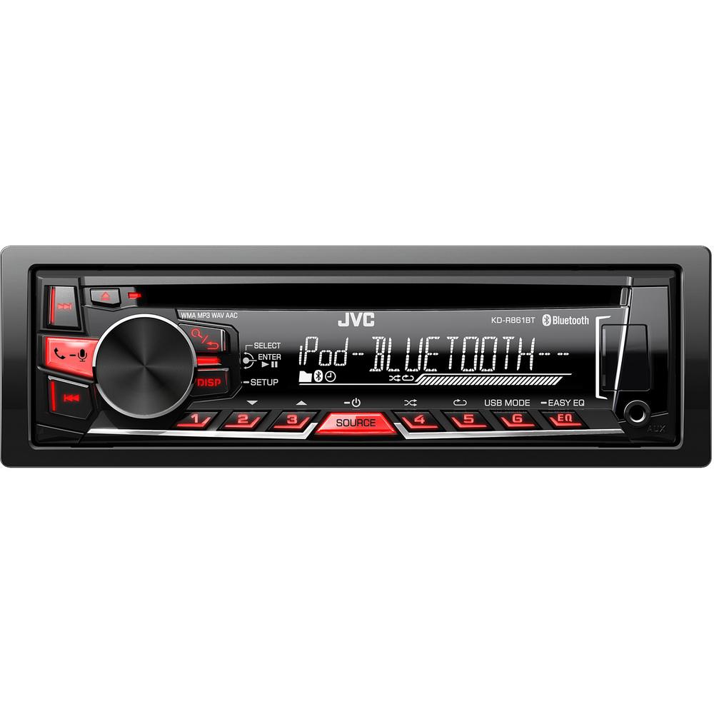 JVC KD R861BT AUTORÁDIO S CD/MP3/BT