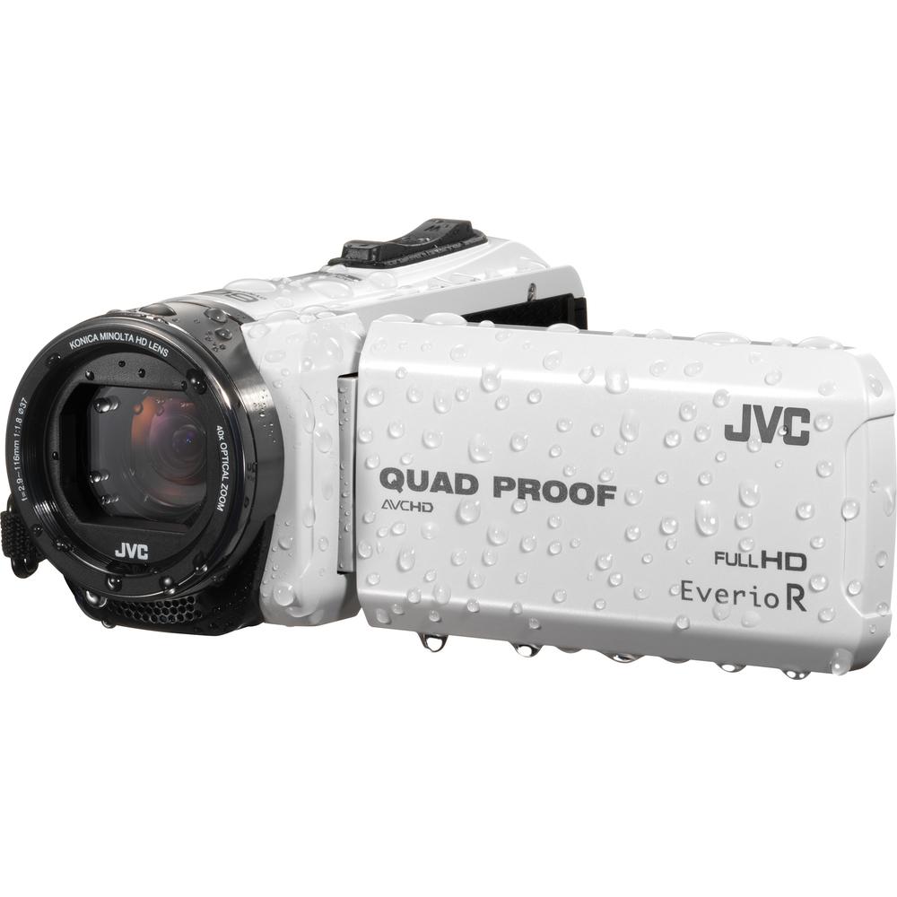 JVC GZ R415W FULL HD VODOTĚSNÁ KAMERA