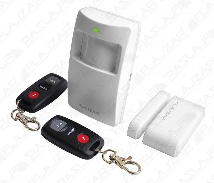 Bezdrátový zabezpečovací systém EMA HOME GSM alarm