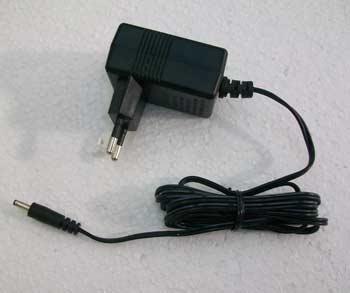 Síťový adaptér pro LED zářivky řady UBL-0xxx, 24V, 12W