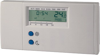 Pokojový termostat s týdenním programem EURO-101 4000751