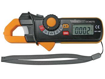 Klešťový ampérmetr s vysokou citlivostí DCM270 4804282