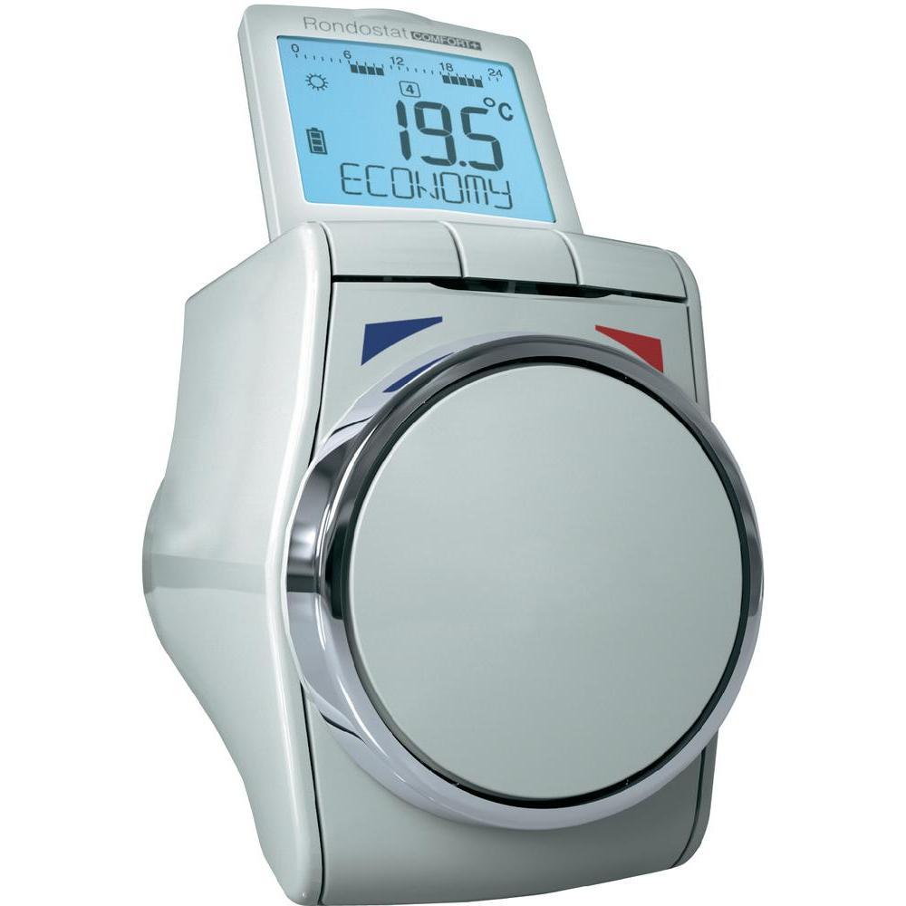Programovatelná termostatická hlavice Homexpert by Honeywell HR30 Comfort+, 5 až 30 °C 560837