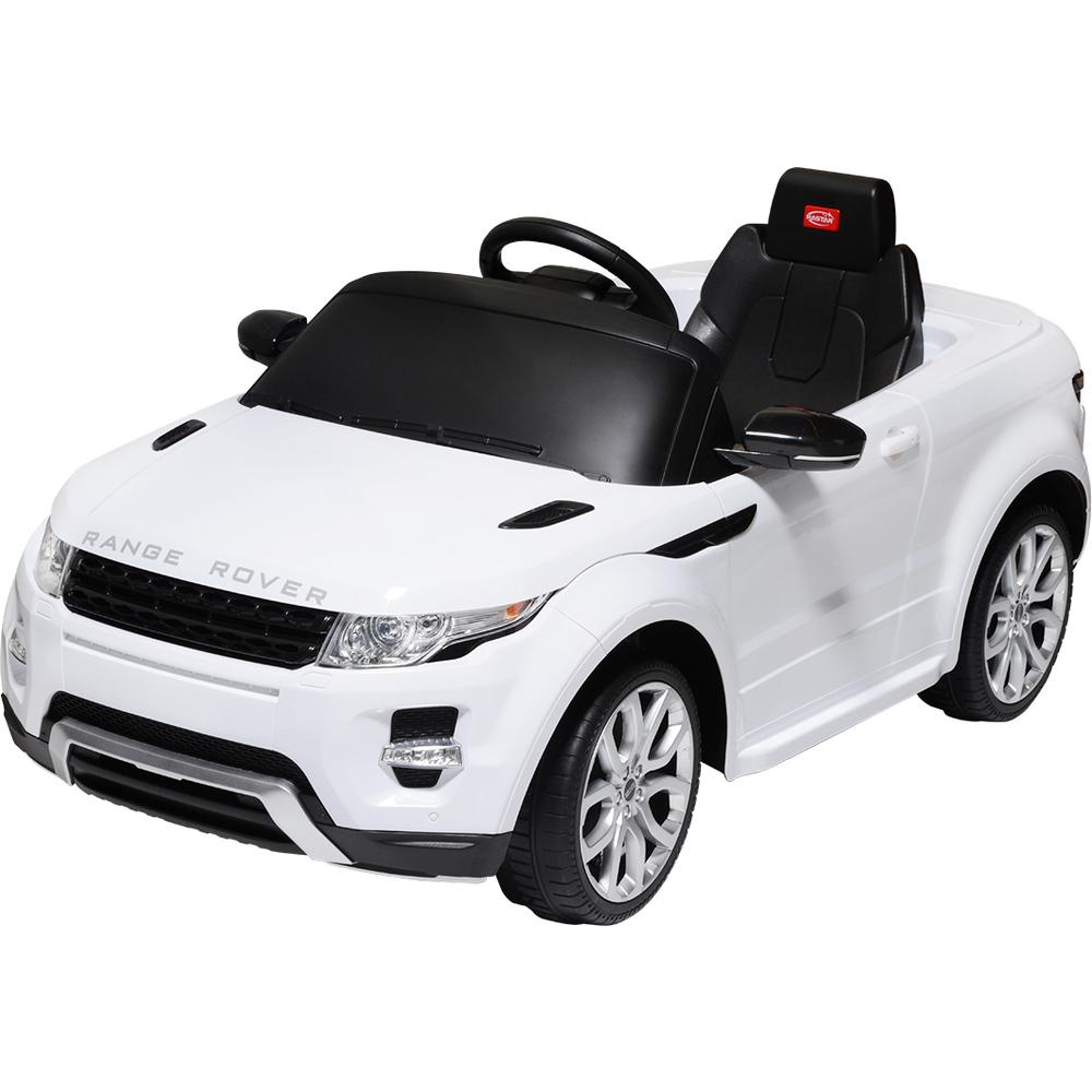 Buddy Toys BEC 8017 Elektrické Auto Rover White