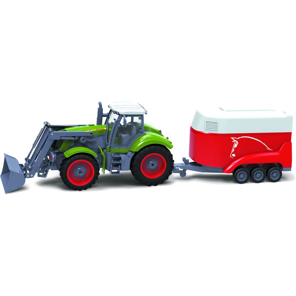 Buddy Toys BRC 28.611 RC Traktor + př.