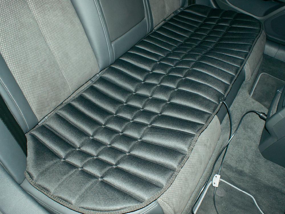 Vyhřívaná podložka na zadní sedadlo Eufab, 12 V 842067