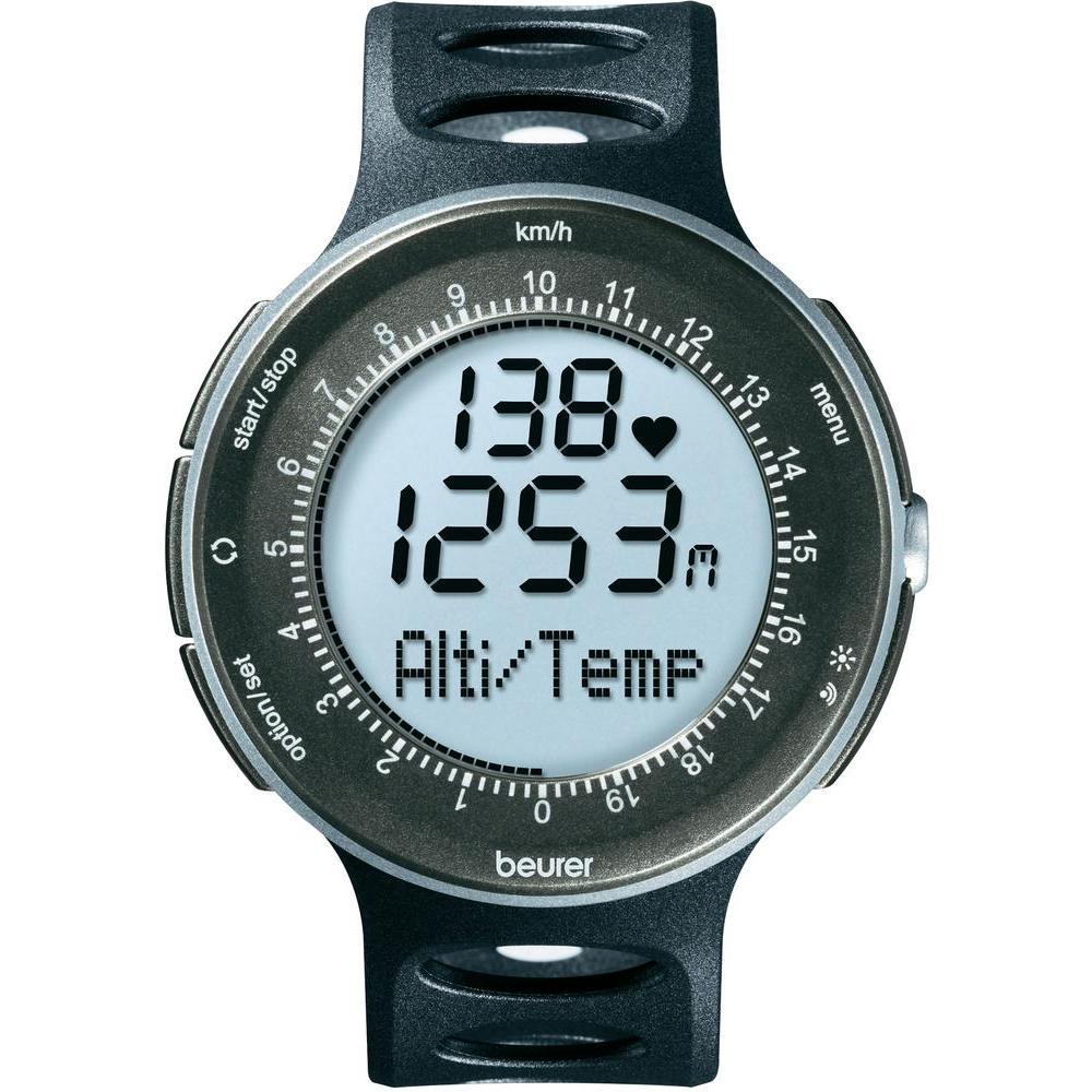 Sportovní hodinky s výškoměrem a měřením pulzu Beurer PM 90 860342