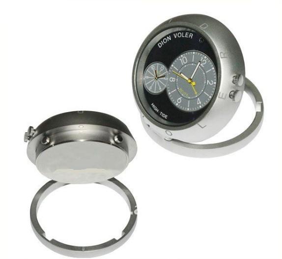 Špionážní kamera v hodinkách JVE-3311E