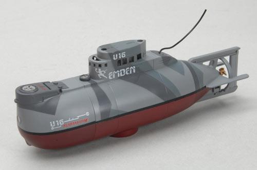 Ponorka U16 Emden V2 RTR