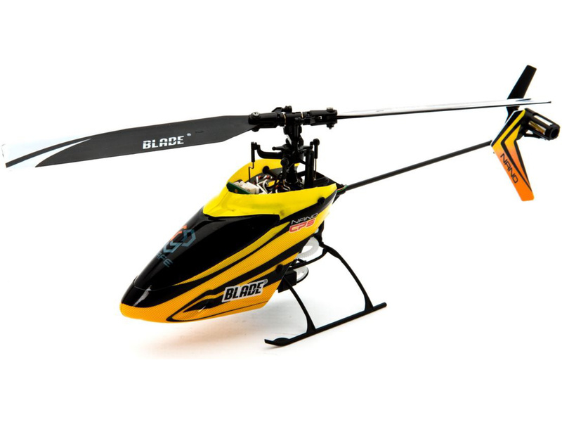 RC vrtulník Blade Nano CP SAFE BNF