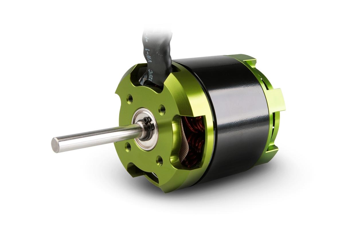 SAVÖX - BSM-4750 PRO Brushless/střídavý elektro motor (1200KV)