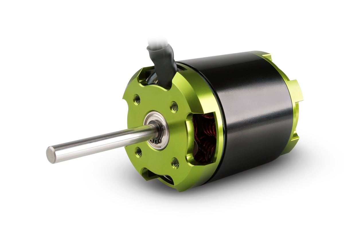 SAVÖX - BSM-5065 PRO Brushless/střídavý elektro motor (450KV)