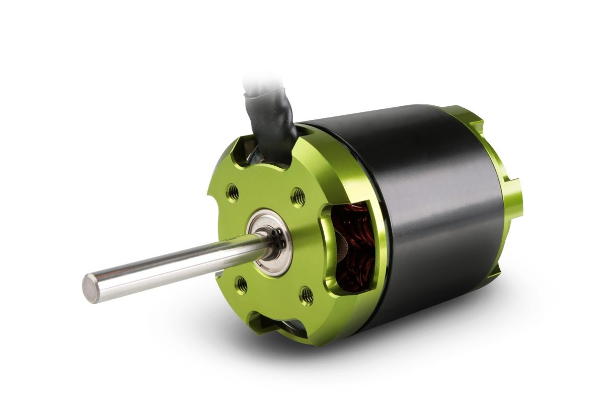 SAVÖX - BSM-5065 PRO Brushless/střídavý elektro motor (500KV)