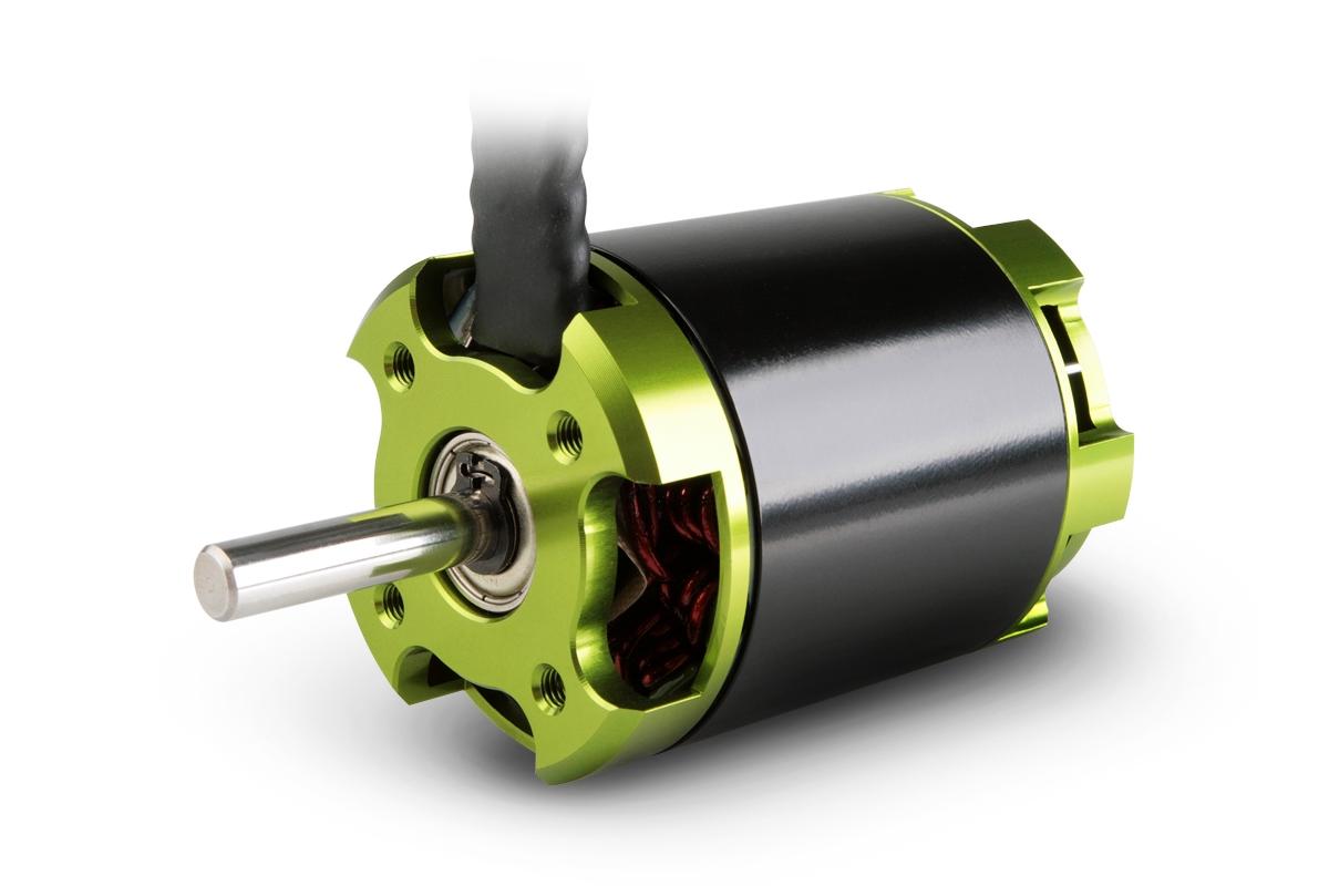SAVÖX - BSM-3750 PRO Brushless/střídavý elektro motor (1300KV)