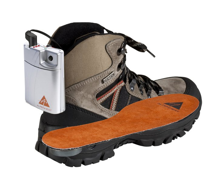 ALPENHEAT COMFORT Custom Vyhřívané vložky do bot AH9 ( 16 hodin )