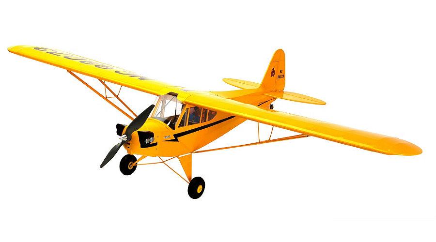 Piper J-3 Cub 450 ARF