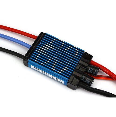 Regulátor střídavý 80A verze PRO SB EC5