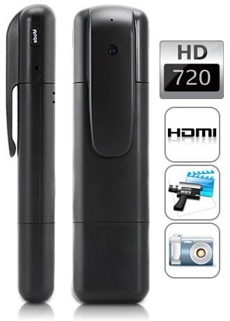 Špionážní kamera HD720P SPY-5120 KGB MARKER (1280x720 / 30sn/s H264)