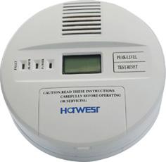 Detektor oxidu uhelnatého KAD detektor CO