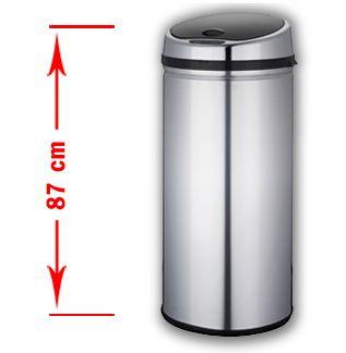 Automatický odpadkový koš PONTE 50l
