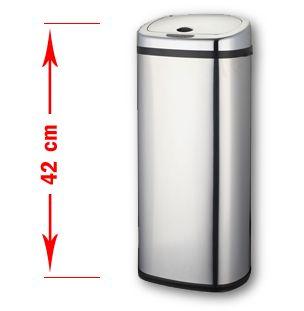 Automatický odpadkový koš LaPerfecta TRENTO 20l