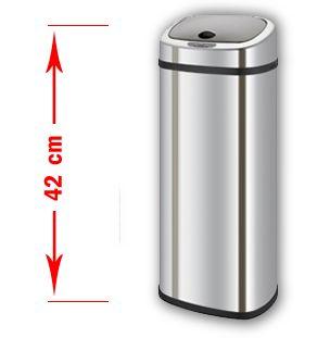 Automatický odpadkový koš La Perfecta Bravo 20l