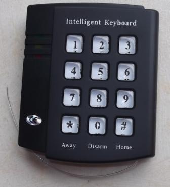 Bezdrátová klávesnice - BK-01