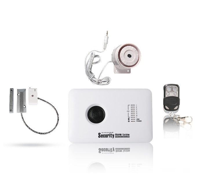 Bezdrátový GSM Alarm Intelliquard IG pro garáž
