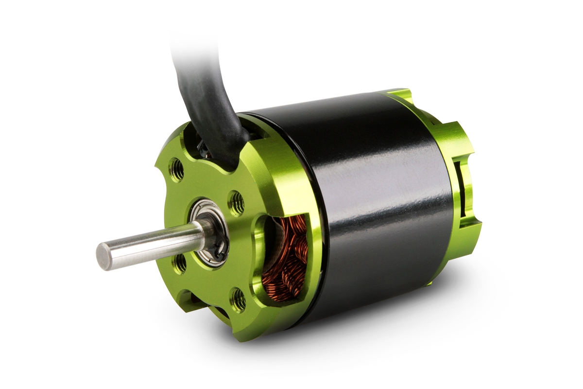 SAVÖX - BSM-2940 Brushless/střídavý elektro motor (3500KV)