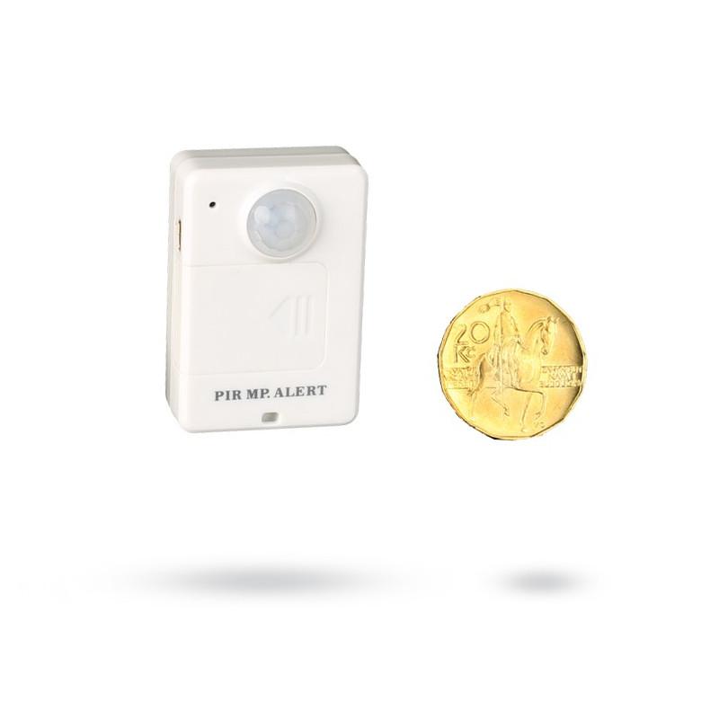 GSM pohybový detektor a odposlouchávač Motion-Ear - Bílá