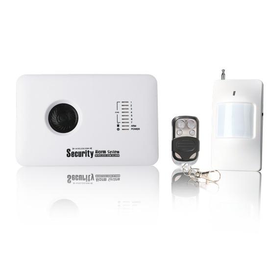 Bezdrátový GSM Alarm Intelliquard IG Eco