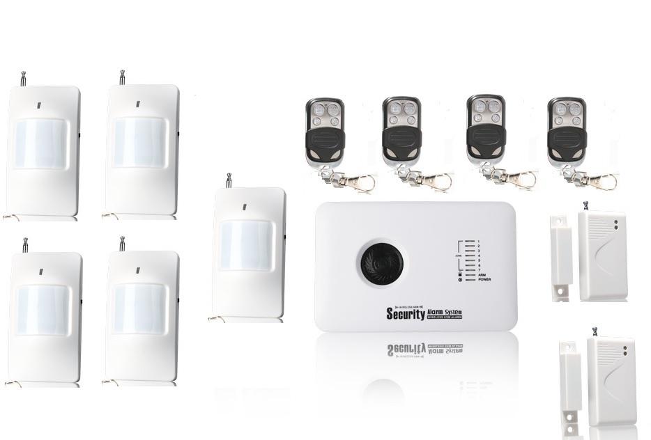 Bezdrátový GSM Alarm Intelliquard IG Premium