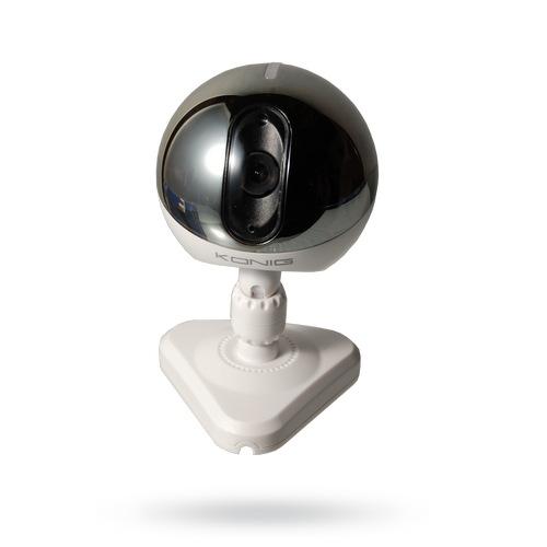 Wifi bezpečnostní IP kamera se záznamem na SD kartu IPCam Ball