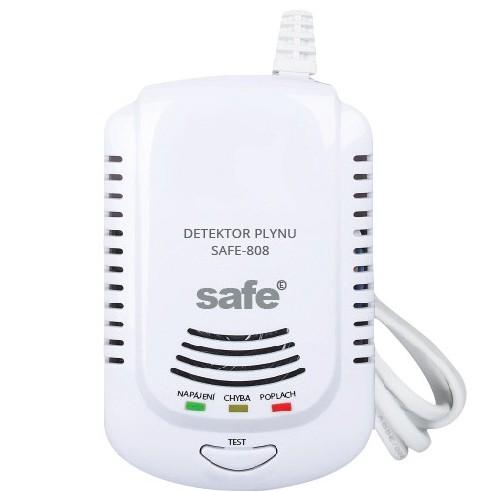 Detektor hořlavých a výbušných plynů SAFE-808