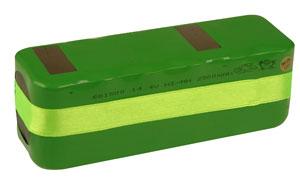 CleanMate QQ1, QQ2 baterie NiMh
