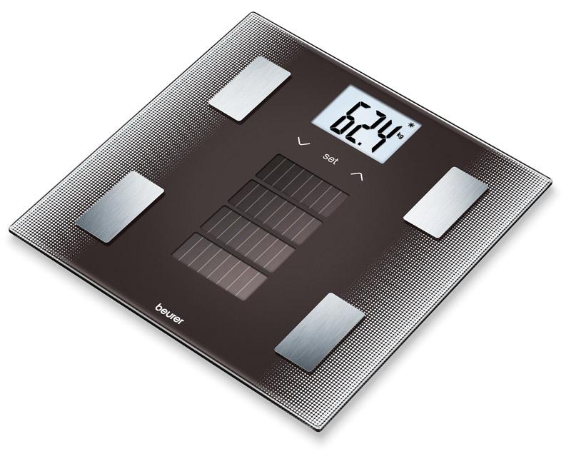BEURER BF 300 Solární osobní váha, analyzér