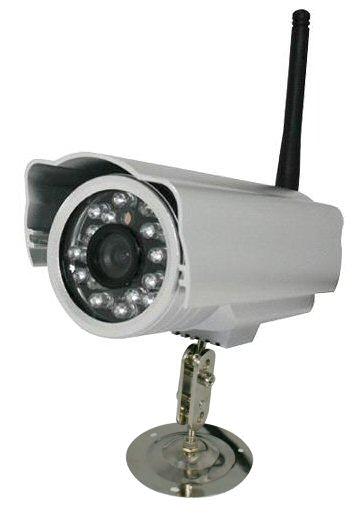 IP kamera bezdrátová venkovní Apexis APM-J601-WS (HIP-02LW), 640x480, M-JPEG, WiFi